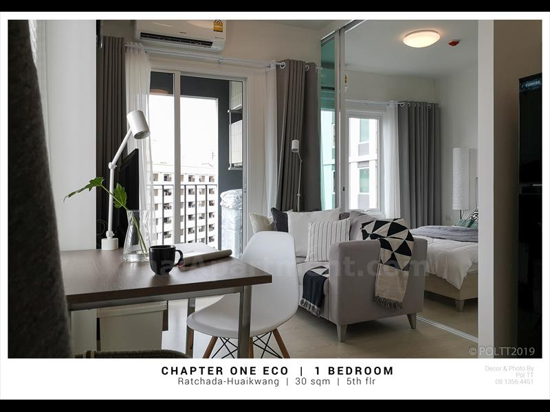 condominium-for-rent-chapter-one-eco-ratchada-huai-khwang