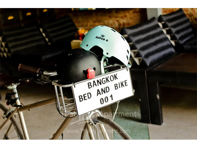 Bangkok Bed and Bike image 9
