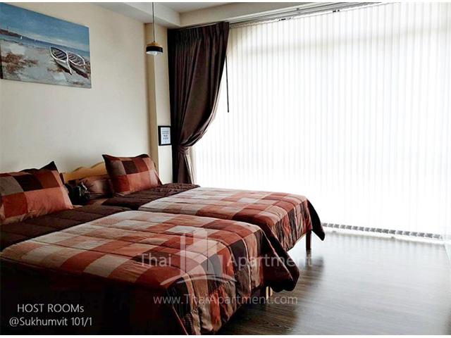 Apartment 300m from Sukhumvit Road (Punnawithi station) start4,900/month image 1