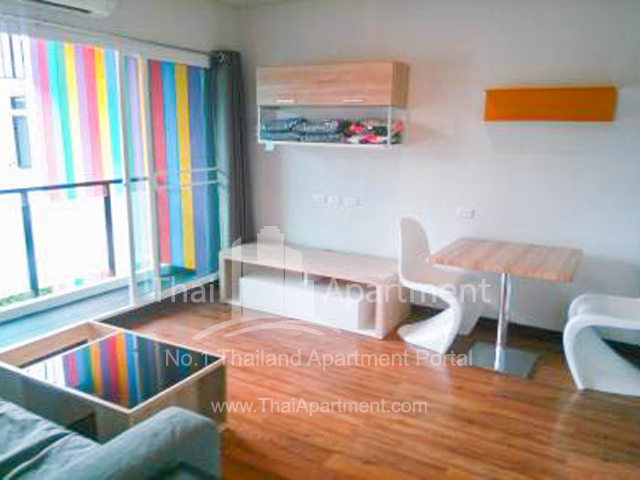 Apartment for rent near BTS.Ari รูปที่ 1