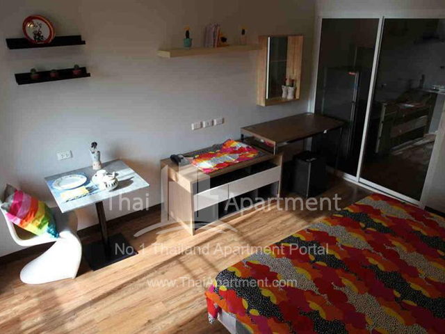 Apartment for rent near BTS.Ari รูปที่ 7