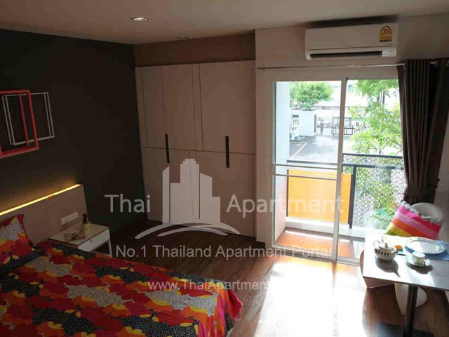 Apartment for rent near BTS.Ari รูปที่ 8