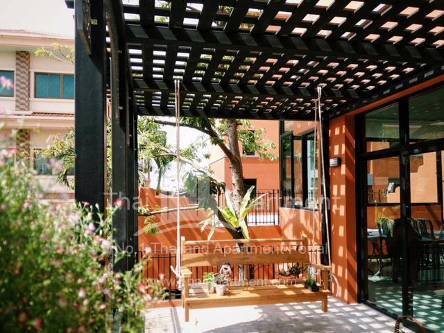 บ้านสวนพรานนก (ใกล้ วิทยาลัยเทคโนโลยีพณิชยการราชดำเนิน) รูปที่ 8