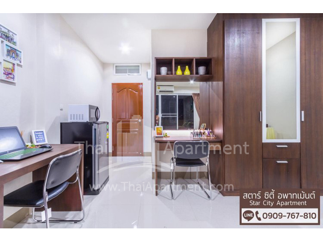Star City Apartment - Charoen Nakon 34/2 image 3