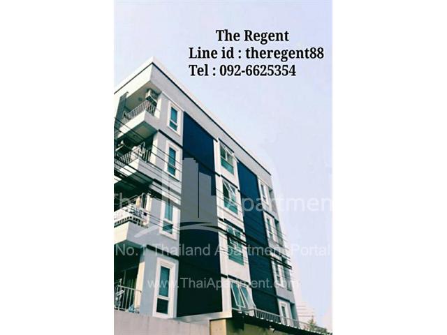 The Regent (Rbac)ลาดพร้าว 107 ใกล้ ลาดพร้าว 101 ( Free จอดรถ -Free Wifi ) image 2