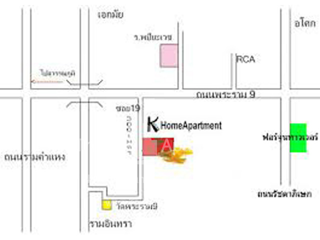 K-Home Apartment Rama9 image 5